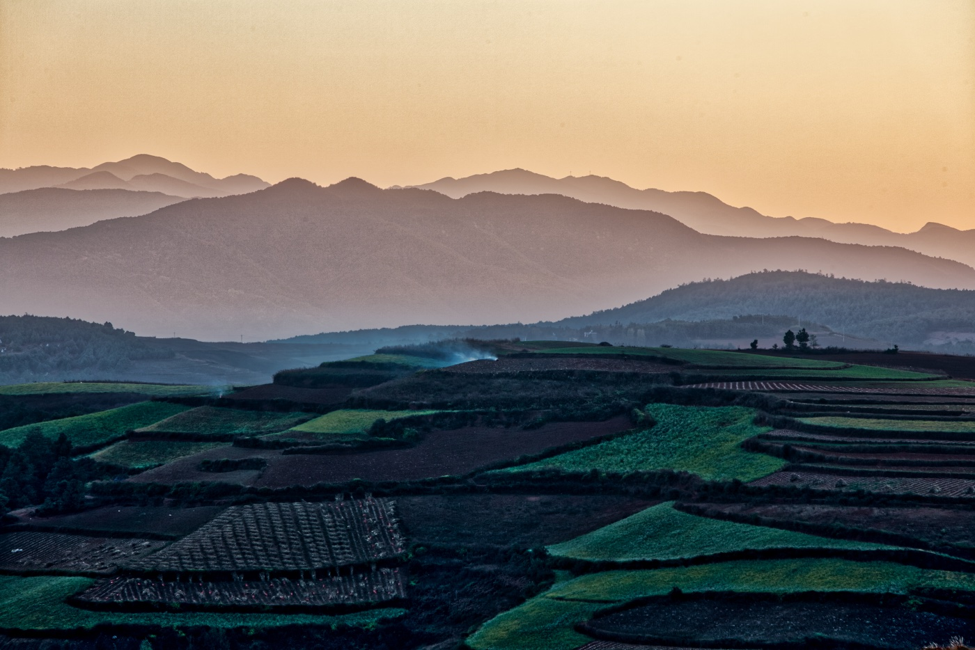 Dongchuan, Yunnan, China